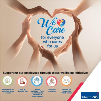 #wecare for everyone who cares for us